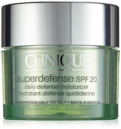 Clinique Superdefense SPF 20 femme/woman, Daily Defense Moisturizer Combination Oily to Oily, 1er Pack (1 x 50 ml) thumbnail