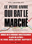 Le Petit Livre qui bat le march�