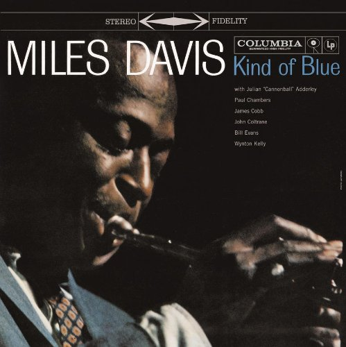 Miles Davis – Kind of Blue (180g Vinyl)