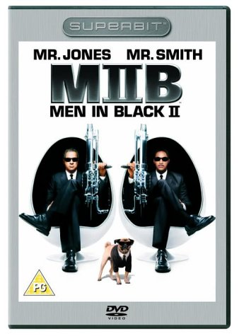 Men In Black 2 - Superbit [2002] [DVD]