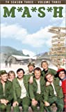 M*A*S*H - The TV Series, Season 3, Vol. 3 [VHS]
