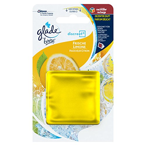Glade by Brise Discreet dopo penna stilografica freschezza limone, 6confezioni (6x 8ml)