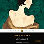 BUtterfield 8 | John O'Hara,Lorin Stein (introduction)
