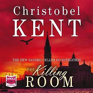 The Killing Room Audiobook