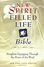 New Spirit-Filled Life Bible (New King James Version)