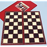 Chess board 40cm. square, folding-00406by A Kent & Cleal game