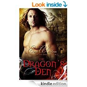 The Dragon's Den (Heart of the Dragon Book 2)
