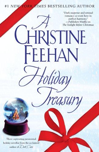 Christine Feehan - A Christine Feehan Holiday Treasury (Omnibus 3-in-1)