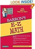 E-Z Math (Barron's E-Z)