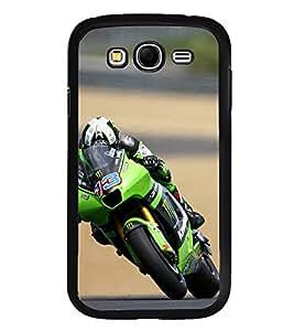 ifasho Designer Phone Back Case Cover Samsung Galaxy Grand 2 :: Samsung Galaxy Grand 2 G7105 :: Samsung Galaxy Grand 2 G7102 :: Samsung Galaxy Grand Ii ( Wolf Man Full Moon )
