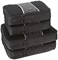 AmazonBasics Packing Cubes – 2 Medium…