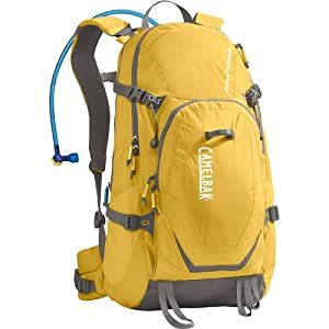 Camelbak Fourteener Hydration Pack (100-Ounce/1404 Cubic-Inch, Nugget Gold)