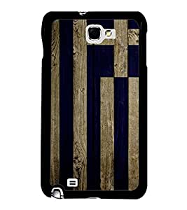 Fuson Premium 2D Back Case Cover Flag design With Multi Background Degined For Samsung Galaxy Note 2::Samsung Galaxy Note 2 N7100