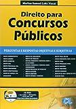 Direito Para Concursos Publicos - 9788577540723