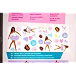 Barbie Jumbo Stick-ups African American Ballerina Barbie