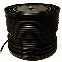 Q-See QS591000 1000 Feet Siamese Cable w/RG-59 & 2 Copperwires for Power (Variable Color)