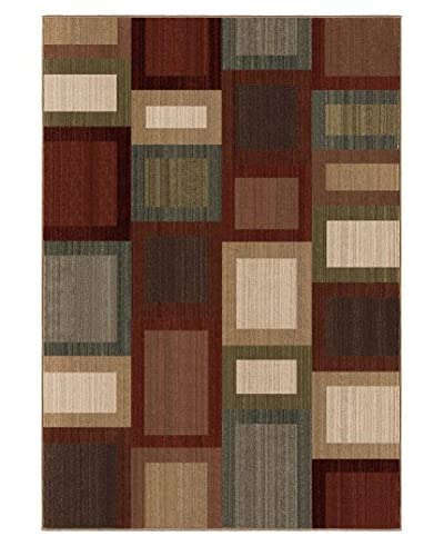 Carolina Weavers Road Block Rug