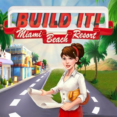 Build It! Miami Beach Resort [Download]