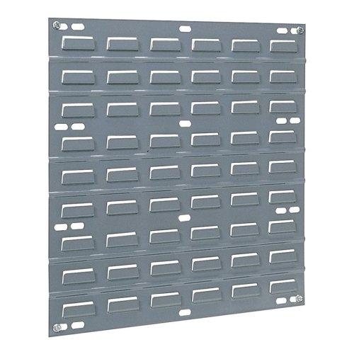 louvered-panel-wall-mountable-1x18x19-gray