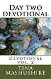 img - for Day two devotional: Devotional vol. 2 book / textbook / text book