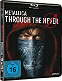 Image de Metallica Through the Never-Blu-Ray [Import allemand]