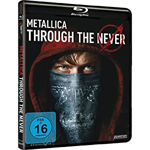Metallica Through the Never-Blu-Ray [Import anglais]