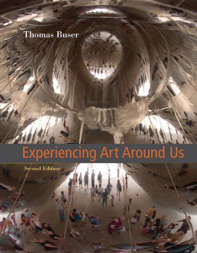 Experiencing Art Around Us (with CD-ROM) (Available...
