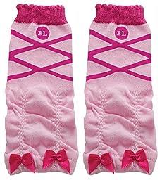 Babylegs Newborn Organic Baby Legwarmers (\'Lil Ballerina)