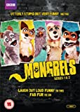 Mongrels - Series 1 & 2 [4 DVD Boxset] [UK Import]