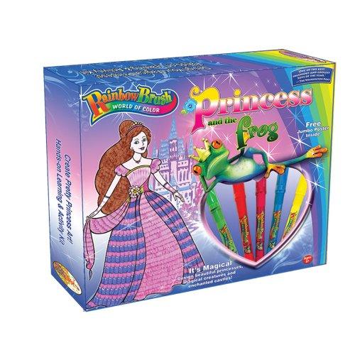 Rainbow Brush Princess and Frog