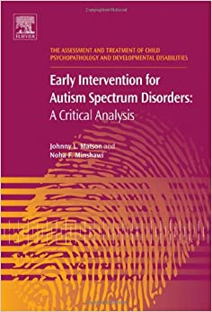 Autism spectrum disorder and interventions essay