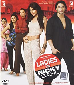 Ladies vs Ricky Bahl Bollywood DVD With English Subtitles