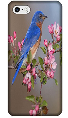 Phones Accessories Nice Birds Stand On The Trees Cute Design Cases For Iphone 5/5S # 1
