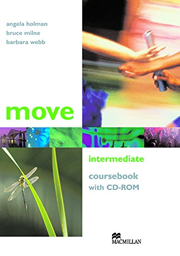 MOVE Int Sts Pack: Coursebook with CD-ROM