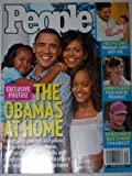 img - for People Magazine August 4, 2008 Michelle & Barack Obama The Obamas at Home, Pregnant Man's Baby Girl, Jennifer Garner Four Months Pregnant, Patrick Swayze I'm a Miracle book / textbook / text book