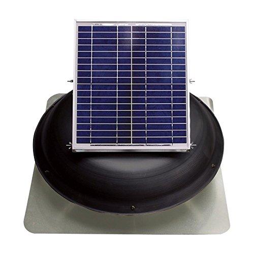 Brightwatts Premium Solar Attic Fan image