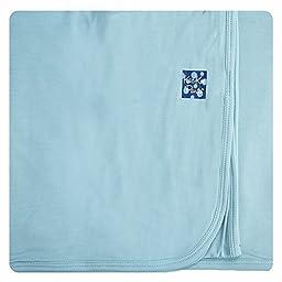 KicKee Pants Stroller Blanket, Jade