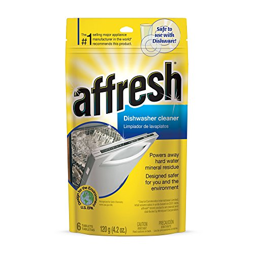 Affresh W10282479 Dishwasher Cleaner, 6 Tablets (Dishwashers compare prices)
