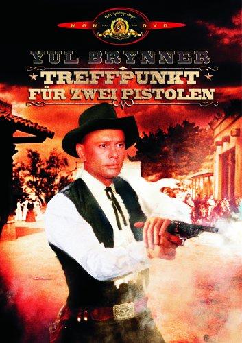 Treffpunkt für zwei Pistolen