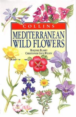 Collins Mediterranean Wild Flowers (Natural History)