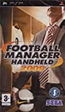 echange, troc Football Manager 2009 (PSP) [import anglais]