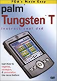 Palm Handheld Tungsten T Instructional Training DVD