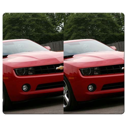 35x25cm-12x10inch-mouse-pad-rubber-comfortable-firmly-chevy-camero-ss