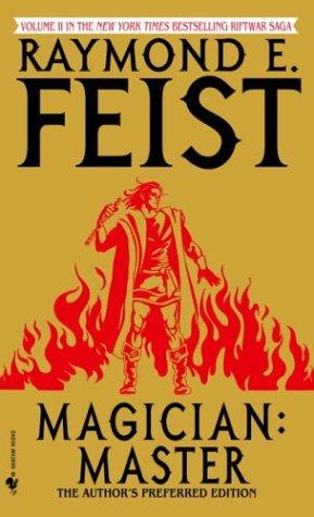 Riftwar Saga, Book 2: Magician: Master