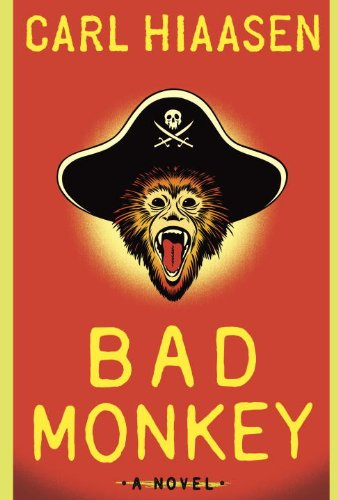 Bad Monkey Carl Hiaasen