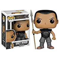 Funko 5073 POP Game of Thrones: Grey Worm Action Figure from Funko