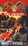Shadowrun 32: Wolf and Raven (0451459954) by Stackpole, Michael A.
