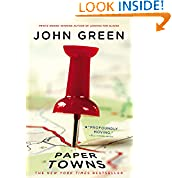 John Green (Author)   797 days in the top 100  (3698)  Download:   $3.99
