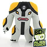 Ben 10 Alien Force Plush Doll Cannonbolt