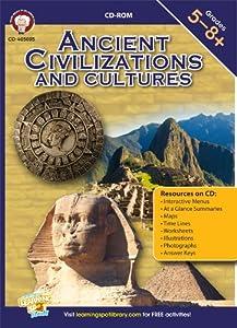 Carson Dellosa Mark Twain Ancient Civilizations and Cultures CD-ROM (405005)